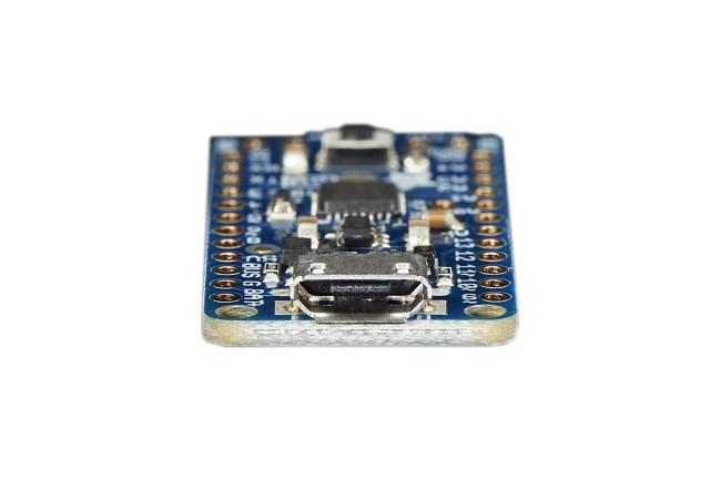 A product image for Adafruit Pro Trinket – 5V 16MHz – 2000