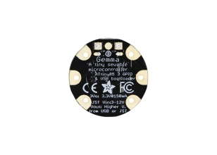 Adafruit GEMMA v2 - Miniature wearable electronic platform