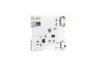 XinaboxPl01 - 3.7V Lipo Battery Power Supply (Mcp73831 & Pam2305)