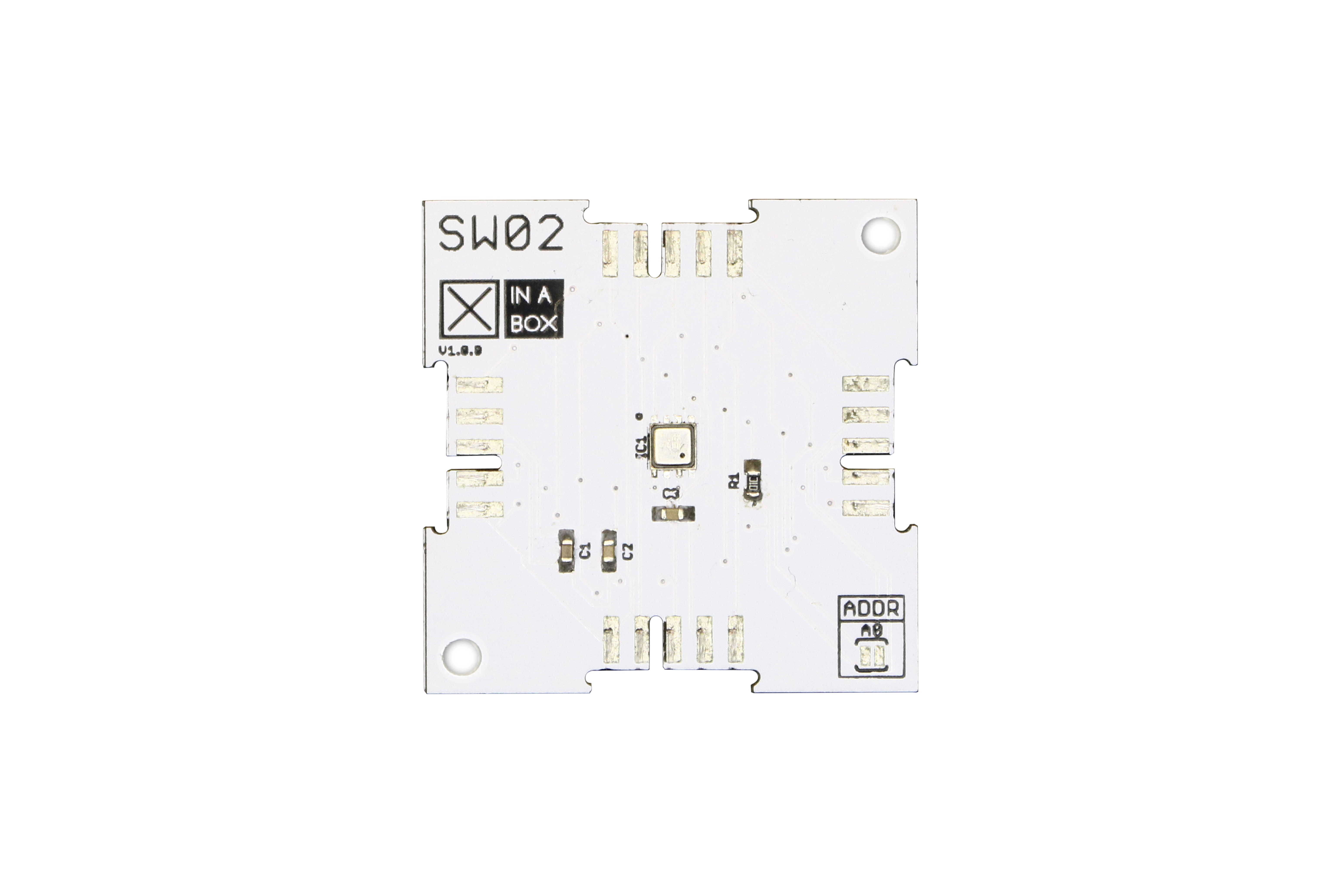 Xinabox Sw02 - Voc And Weather Sensor