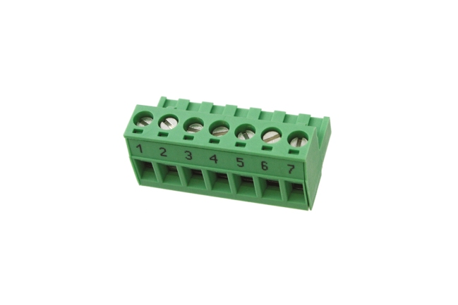 A product image for SCREW TERMINAL CONNECTOR PCB