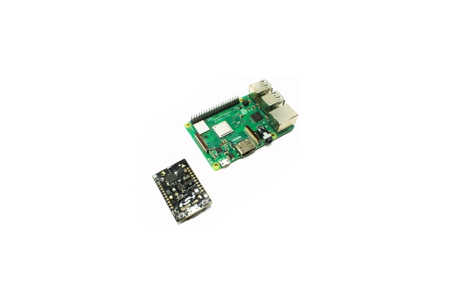 A product image for UrsaLeo RPi IoT Evaluation Kit