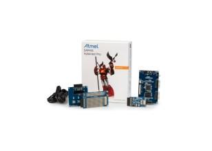 Microchip Xplained Pro Bt / Wi-Fi Starter Kit For Winc3400