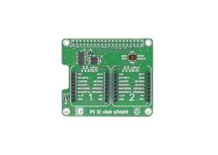 Raspberry Pi Click Shield