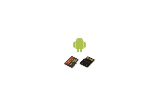 A product image for ANDROID 4.4.3 PRELOADED ONTO 8GB MICROSD