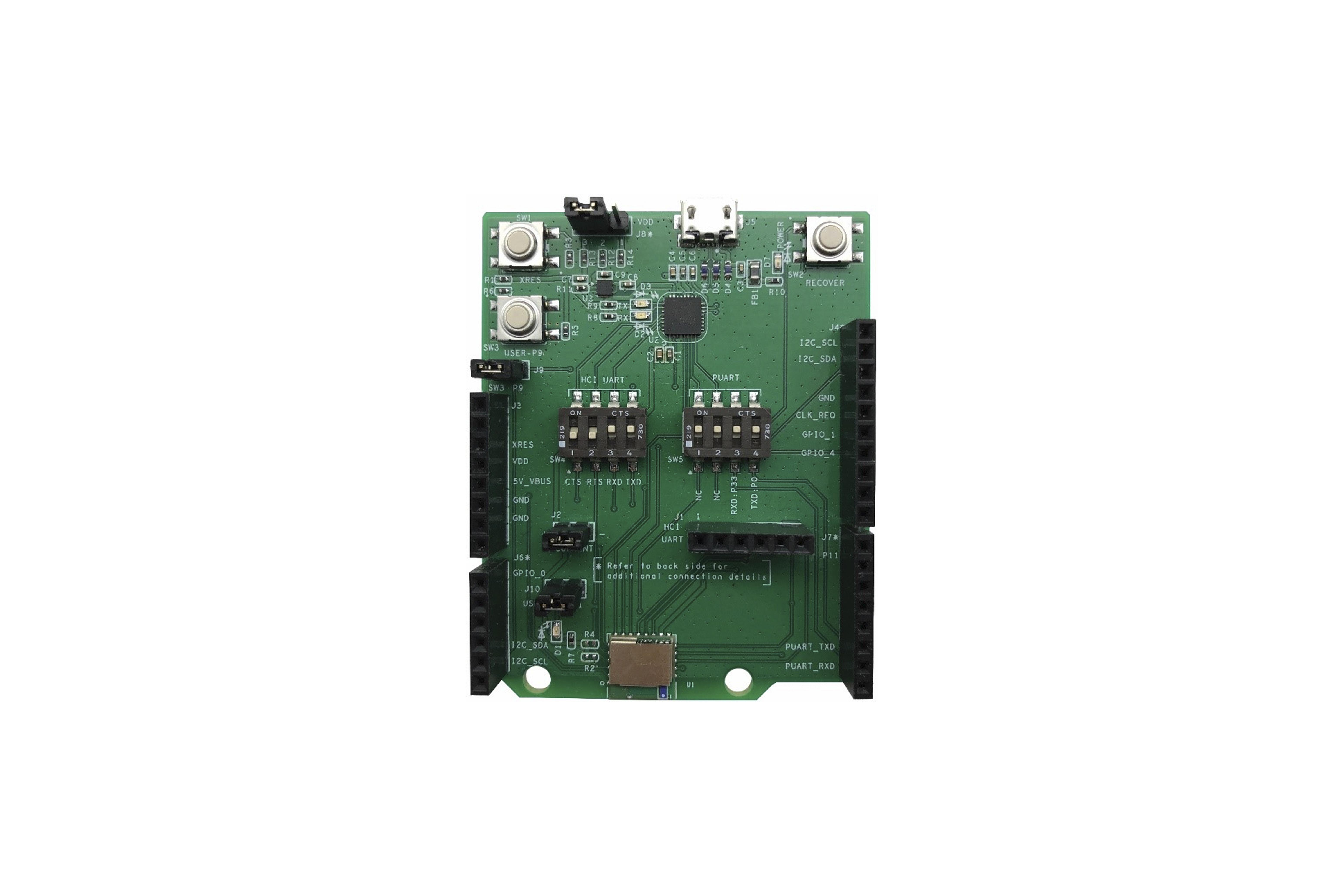 Cybt-423028-Eval, Bluetooth Development