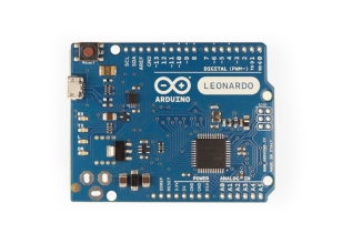 Arduino Leonardo Without Headers
