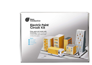 Bare Conductive Electric Paint Circuit Kit