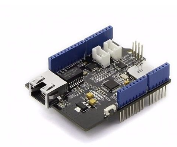 A product image for W5500 Ethernet Shield