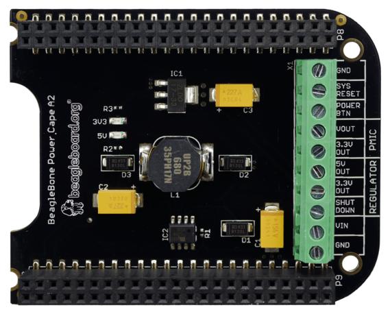 A product image for Beaglebone Power Cape