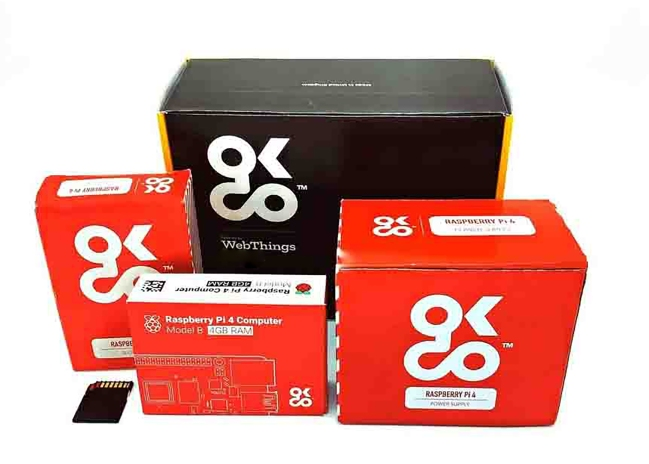 A product image for WebThings Gateway Kit