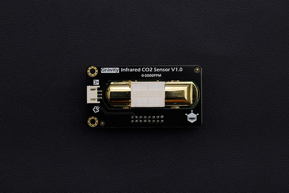 A product image for Gravity: Analog Infrared CO2 Sensor For Arduino (0~5000 ppm)