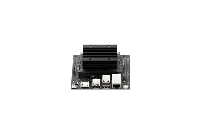 A product image for NVIDIA® Jetson Nano 2GB Development Kit With WiFi Bundle