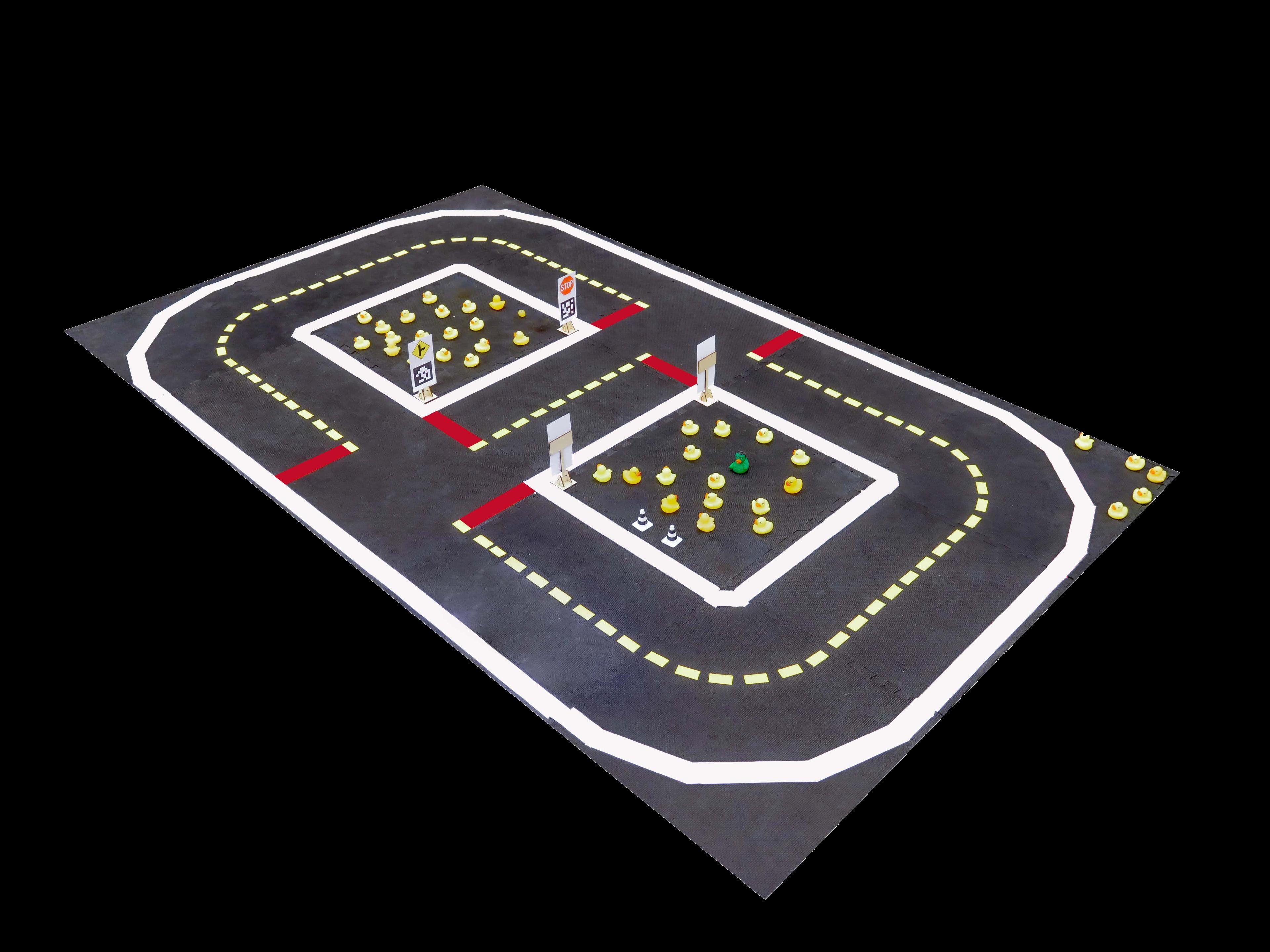 Duckietown Navigation Starter Pack