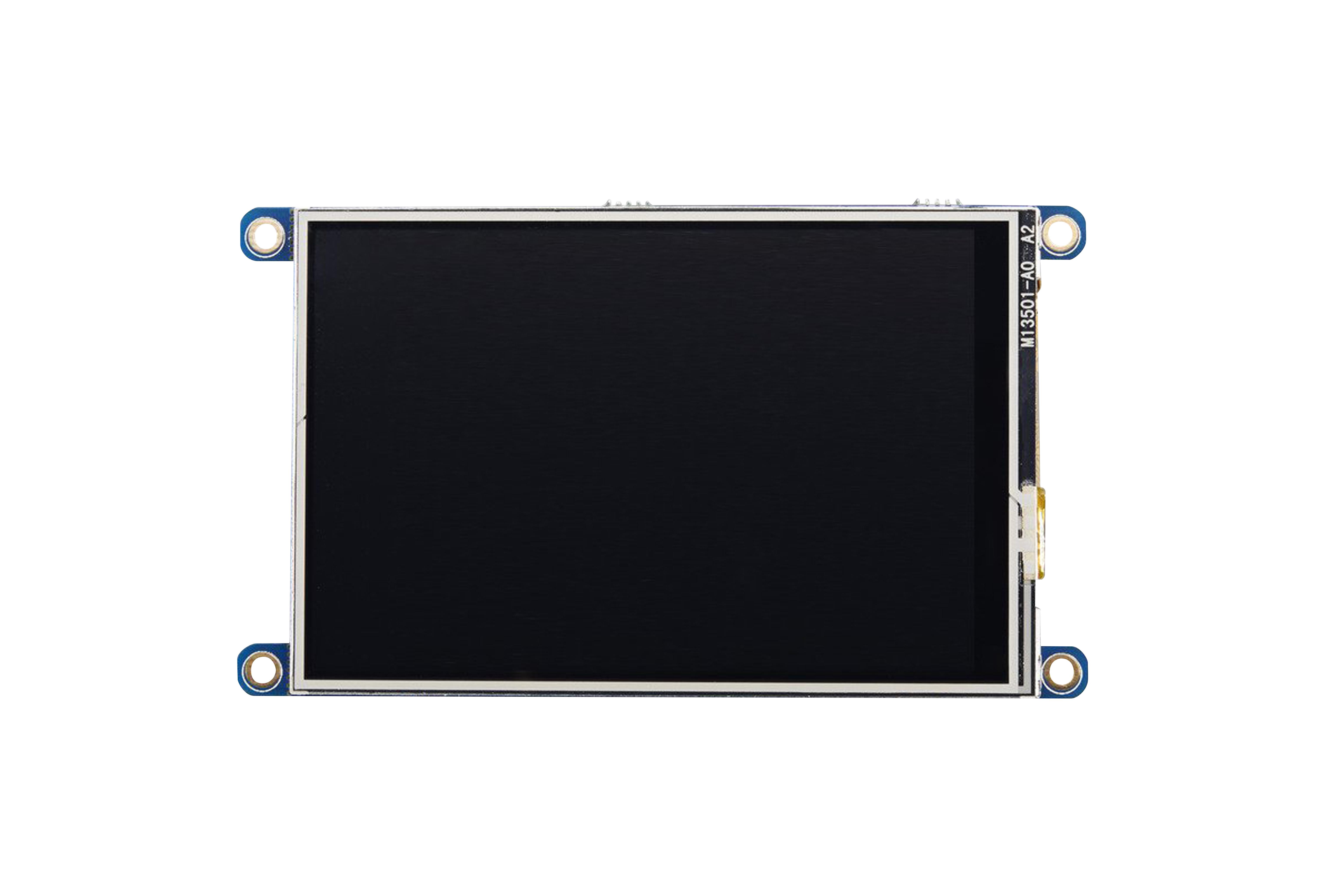 "Adafruit PiTFT Plus 480x320 3.5"" TFT+Touchscreen for Raspberry Pi"