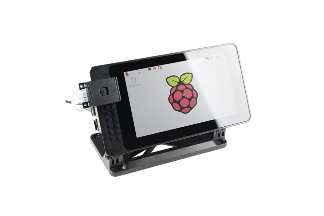 A product image for Smartipi Touch 1 – Stand For Official Raspberry Pi 7″ Display