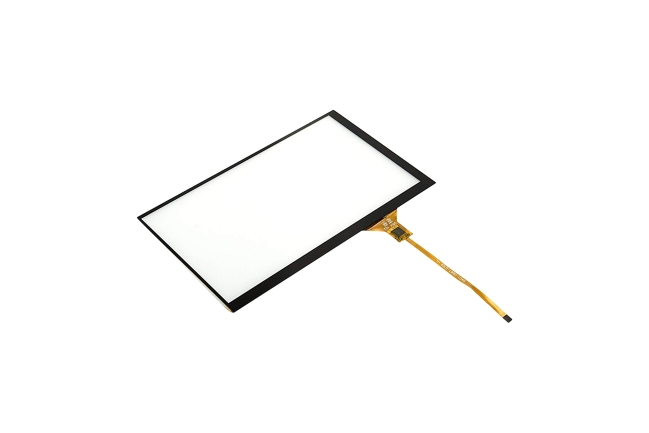 A product image for DFRobot 7″ 1024 x 600 IPS Display for LattePanda