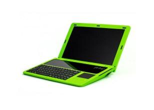 Pi-Top Raspberry Pi Laptop - German keyboard - Green