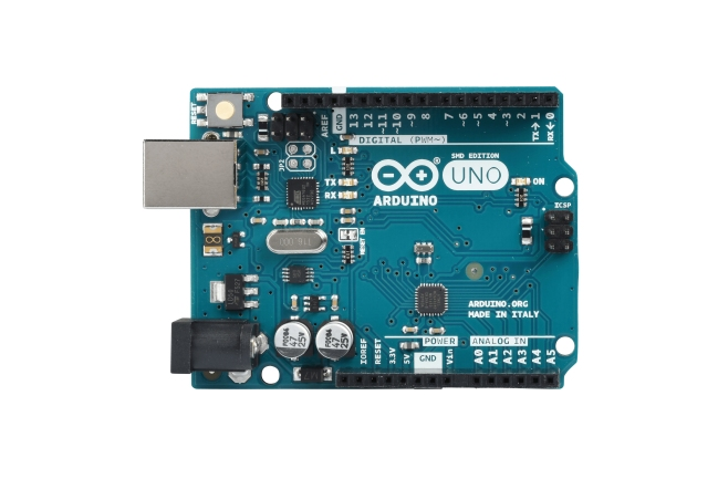A product image for Arduino Uno Rev3 Smd