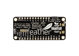 Adafruit Feather 32u4 Bluefruit LE - 2829