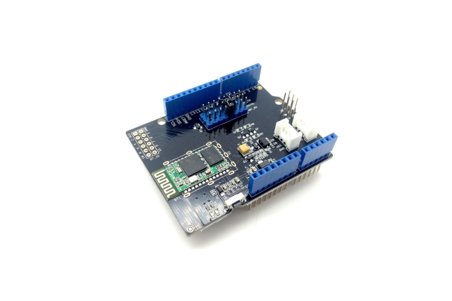 A product image for BLUETOOTH SHIELD V2 FOR ARDUINO