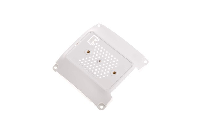 A product image for VESA Mount For Use With Raspberry Pi Case – White