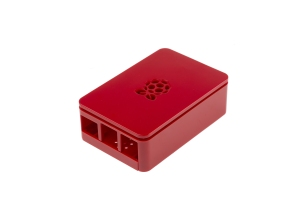 Raspberry Pi 3 Case - Red