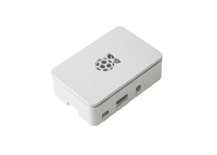 Raspberry Pi 3 Case - White