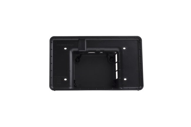 A product image for Case for Raspberry Pi Official 7″ Touchscreen – Black