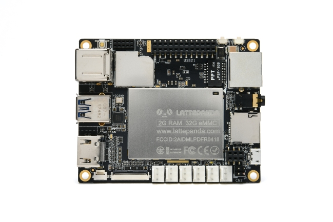 A product image for LattePanda (2G/32GB) Win10 Dev board