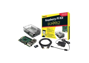 RASPBERRY PI 3 Model B KIT FOR DUMMIES