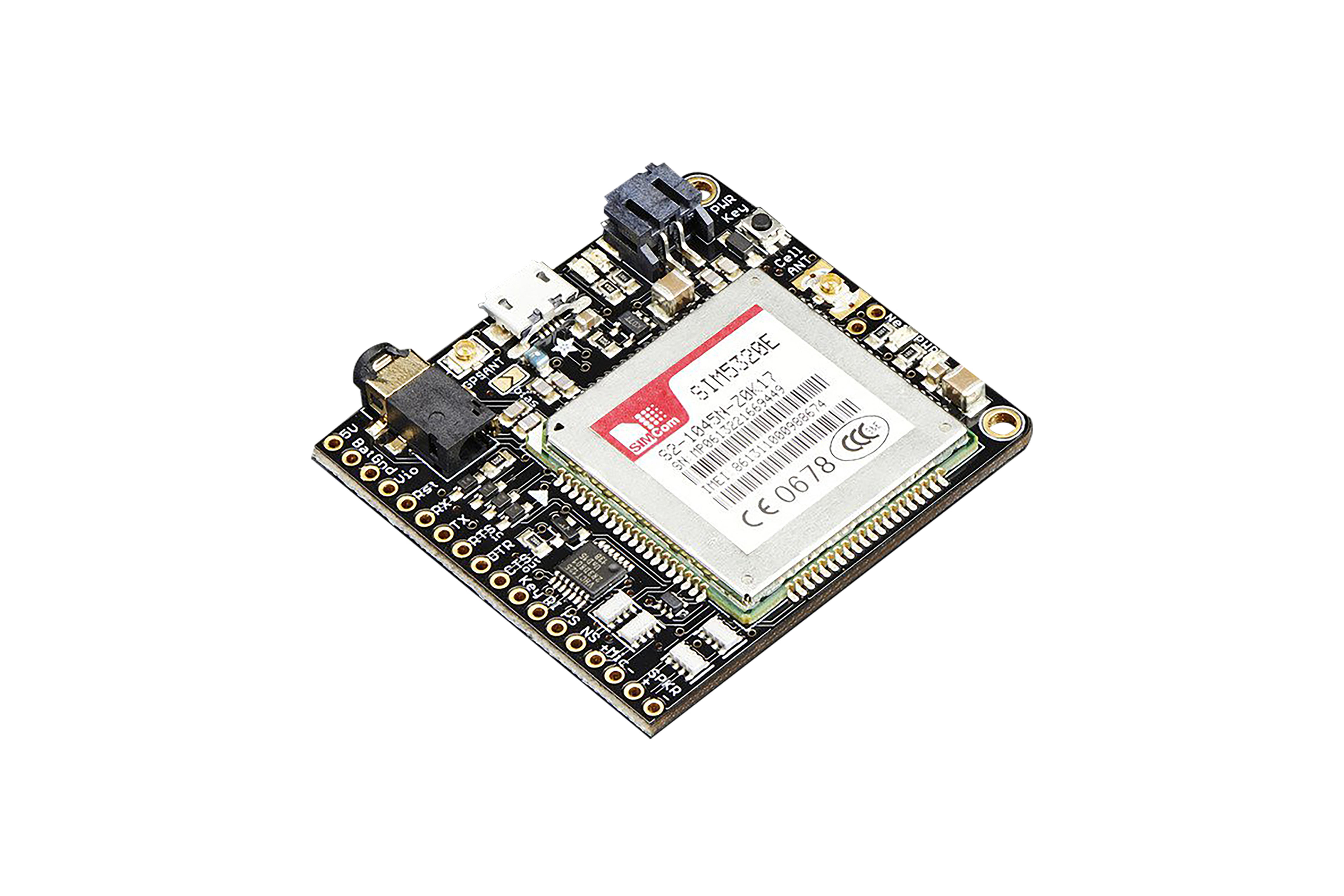 Adafruit Fona 3G Cellular Breakout Eu - 2691