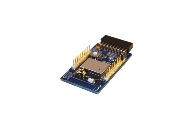 A product image for ATXMEGA256A3U AT86RF233 ZIGBIT EXTENSION