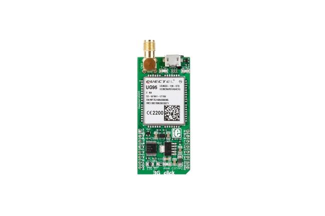 A product image for 3G-EA CLICK BOARD (EU AND AUSTRALIA) – MIKROE-2226