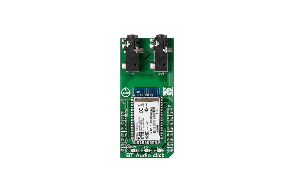 Bt Audio Click Bluetooth Board