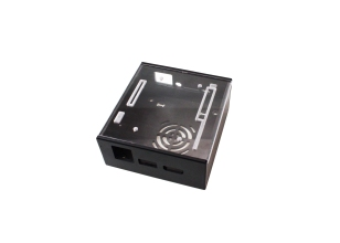 LattePanda Computer Board Case -Black