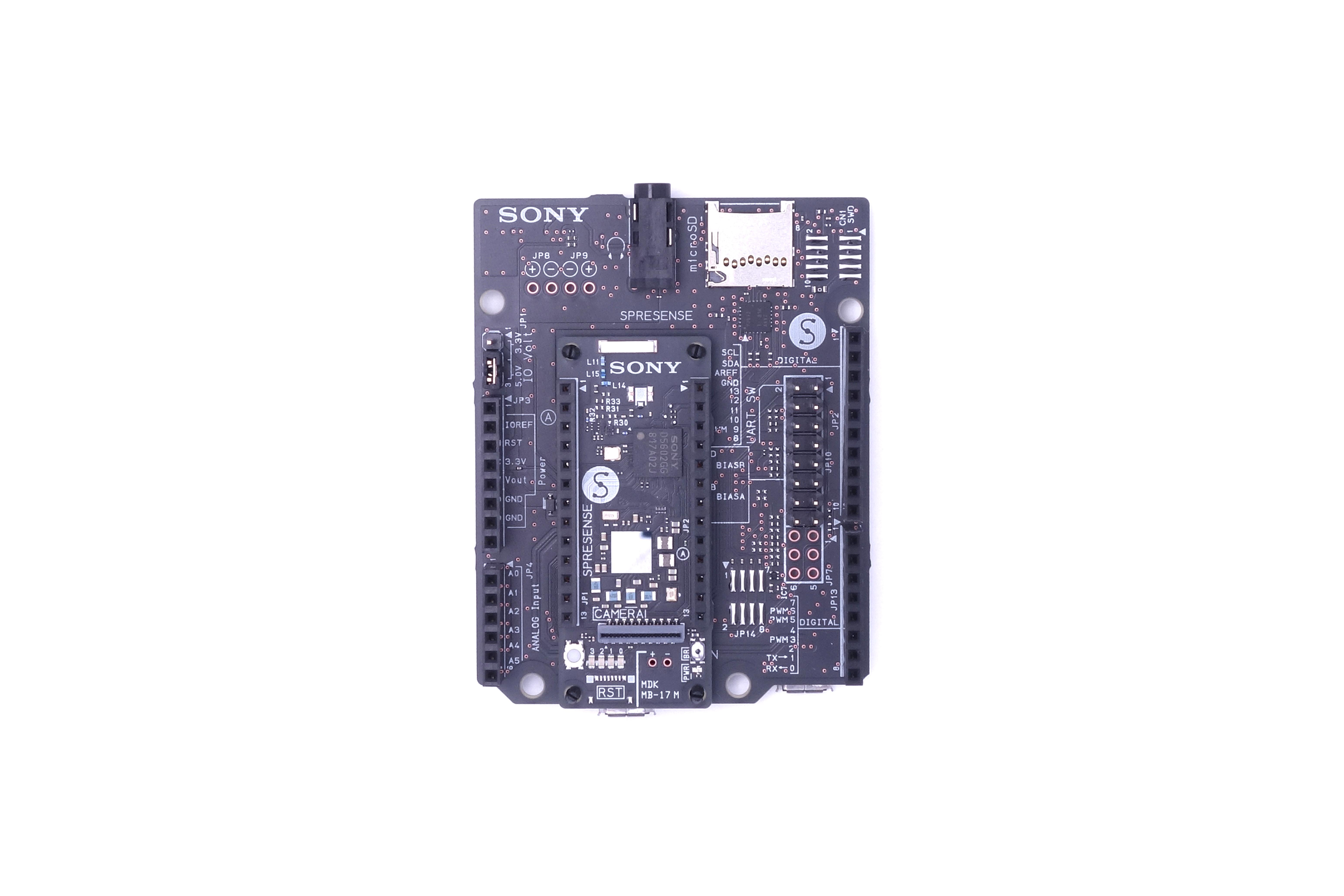 Sony CXD5602PWBMAIN1E Spresense Main Board