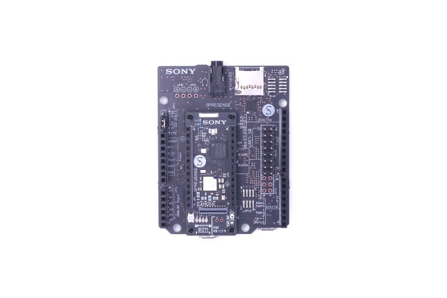 A product image for Sony Spresense Main Board – Cxd5602Pwbmain1E