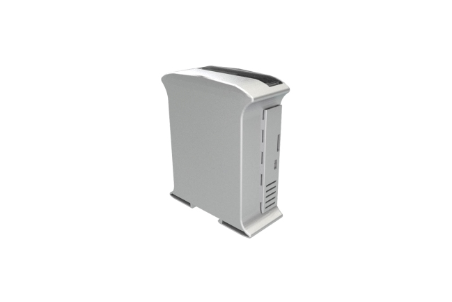 A product image for Raspberry Pi Din Rail Case (Railbox 45Mm)