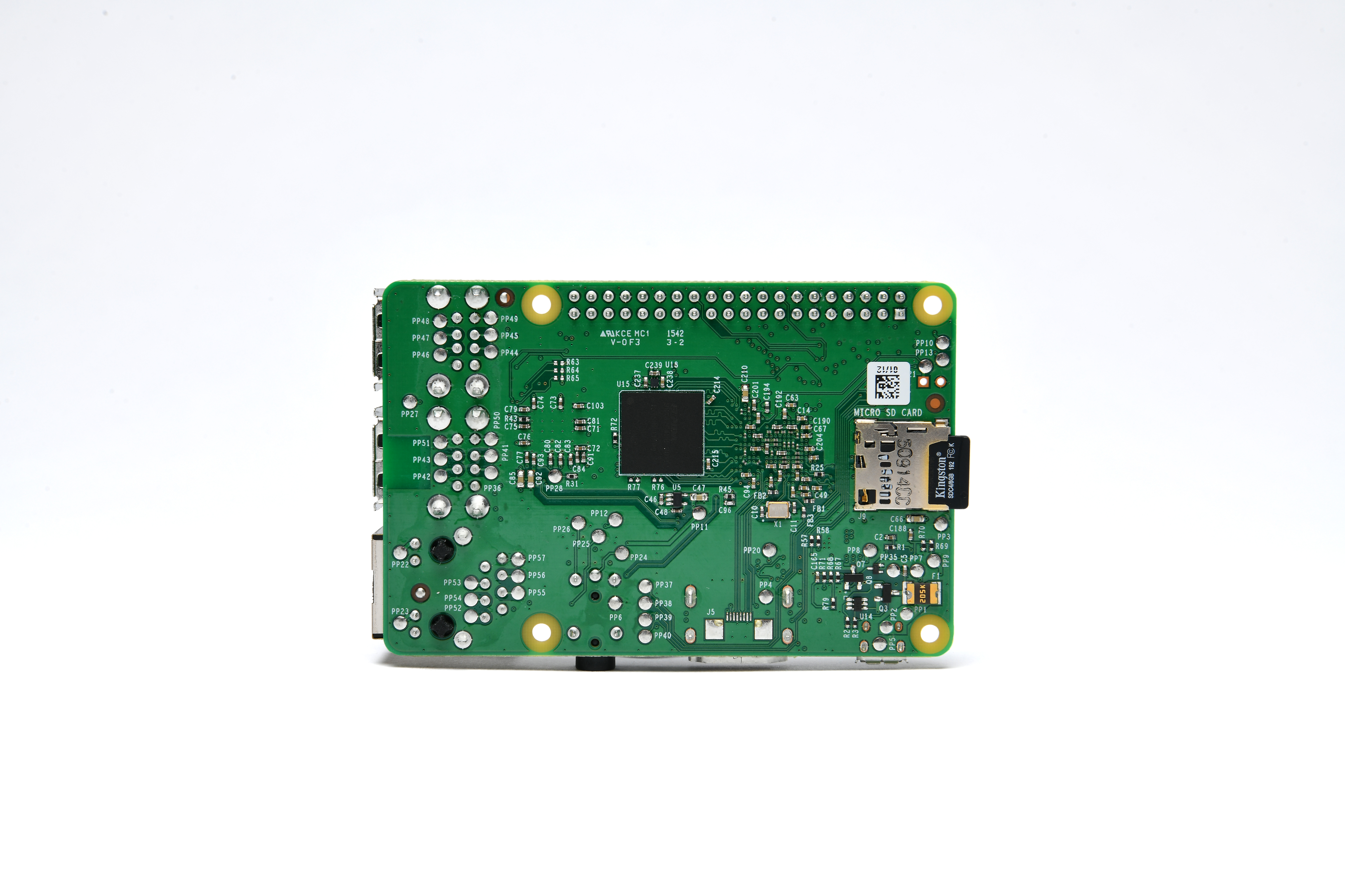 Raspberry Pi 3 Model B Premium Kit