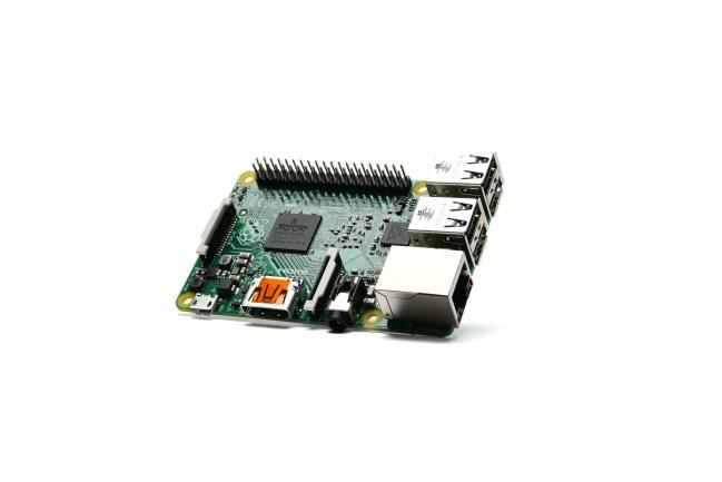 A product image for Raspberry Pi 3 Model B Premium Kit