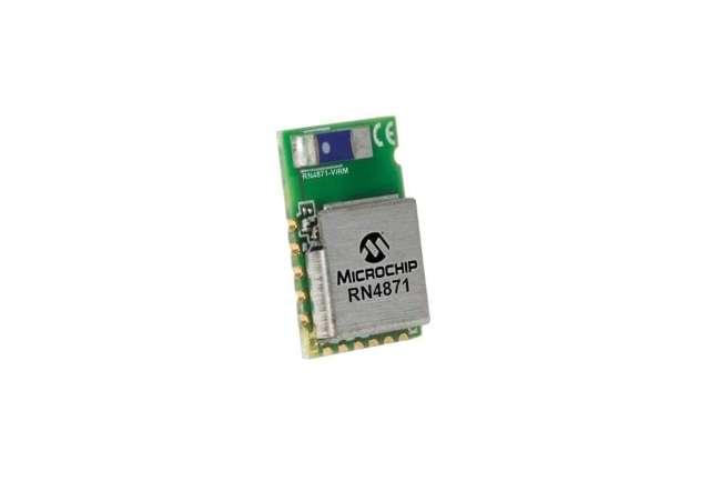 A product image for Bluetooth 4.2 BLE Module