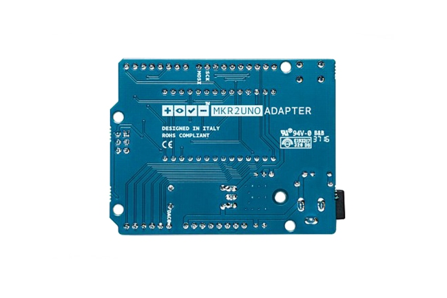 A product image for Arduino Mkr2Uno Adapter