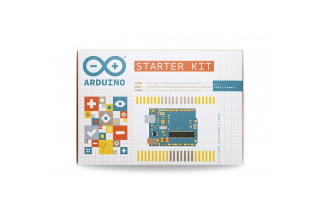 A product image for Arduino Starter Kit Japanese