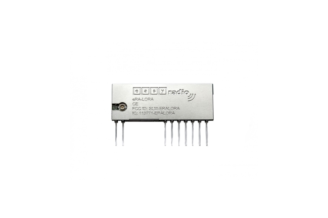 A product image for ERA-LORA LORA TRANSCEIVER MODULE 868MHZ