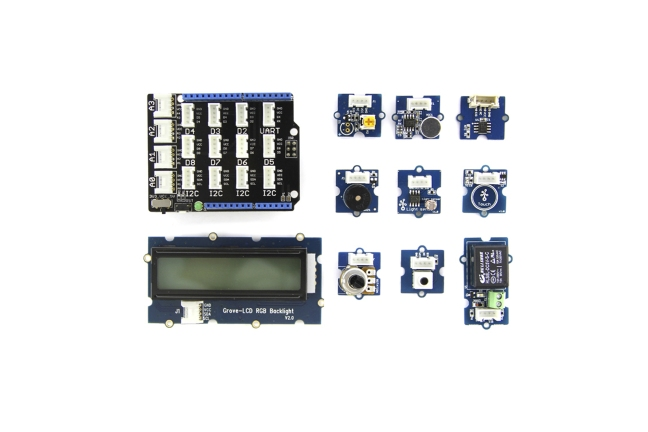 A product image for Grove – Starter Kit For Arduino (V3)