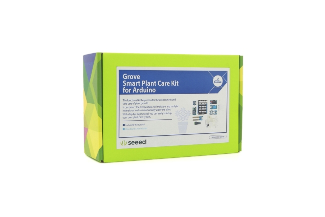 A product image for GROVE SMART PLANT CARE KIT FOR ARDUINO