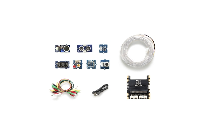 A product image for GROVE INVENTOR KIT FOR MICRO:BIT