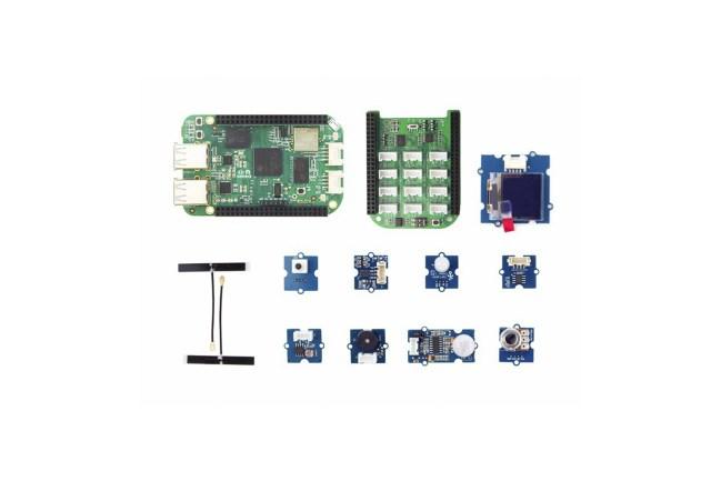 A product image for BeagleBone® Green IOT Prototyping Kit for Google Cloud Platform