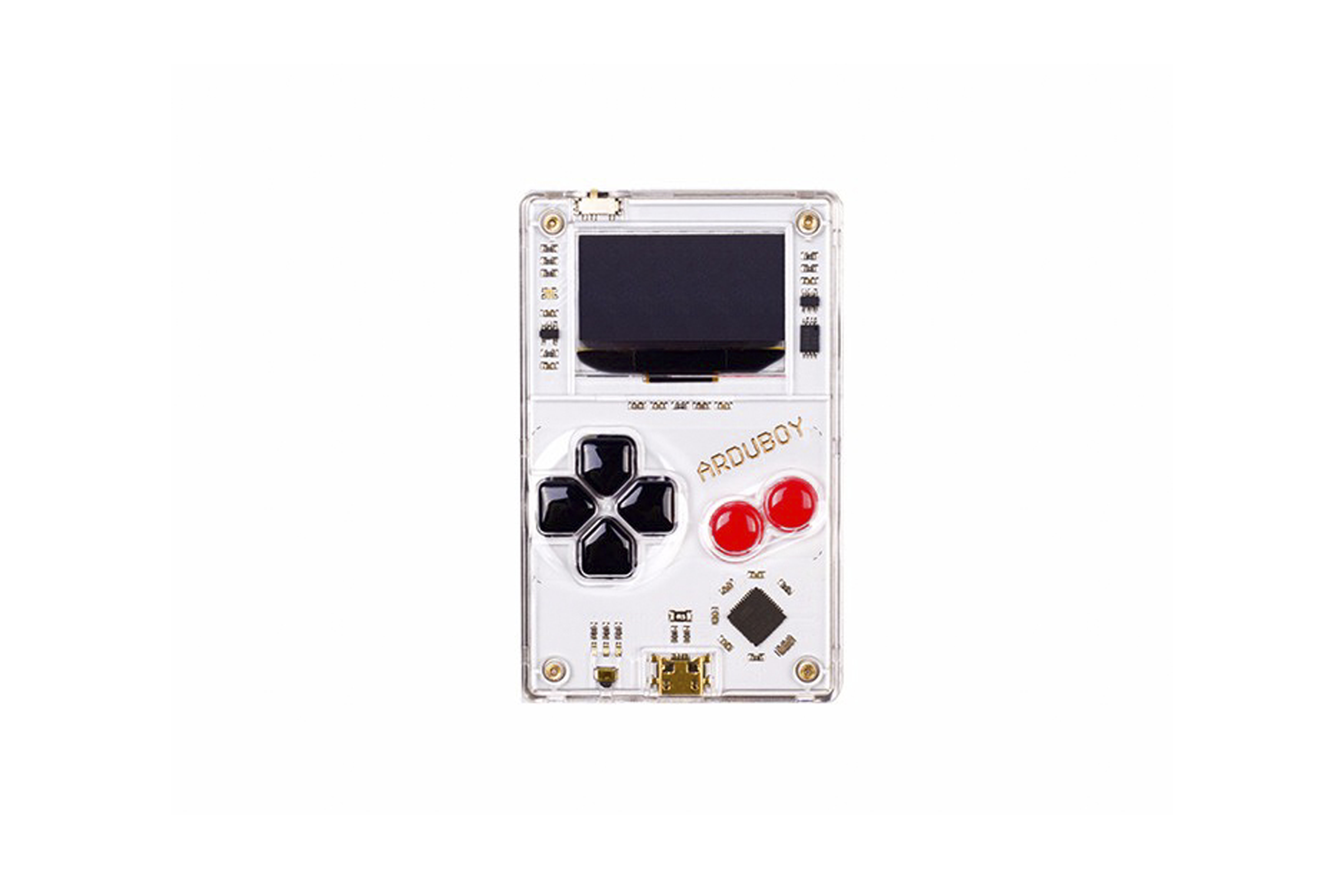 Arduboy Open Source Credit Card Game